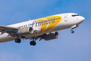 Primera Air will be flying Boeing 737s on a 'non-stop' route longer than the plane's range.