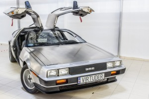 The DeLorean was immortalised in Back to the Future, but in real life it was an epic fail.