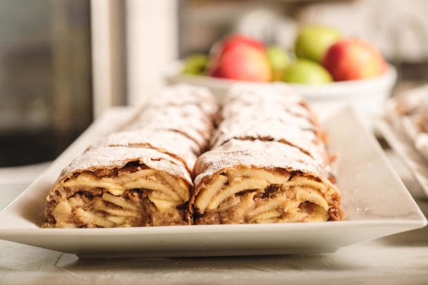 VIENNA, AUSTRIA: The apple strudel is something of an Austrian national obsession – there's a recipe dating back to 1697 ...