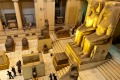 The Egyptian Museum, Cairo.