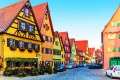 Dinkelsbühl shows off its medieval charms and colourful character.