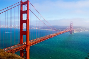The Golden Gate Bridge is now 80 years old.