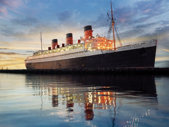Tthe Queen Mary has been open to visitors since 1971.