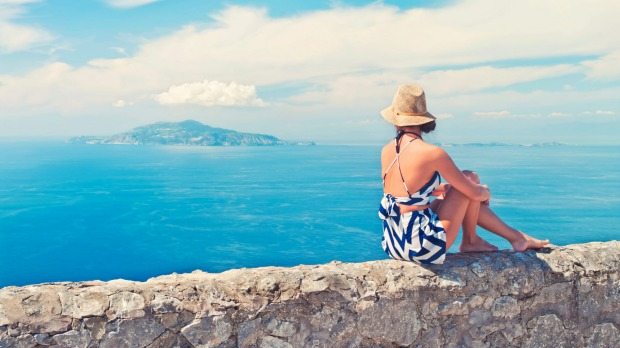 We all think about travelling when we're broken-hearted. But is this actually a good idea after a break-up? Picture, ...
