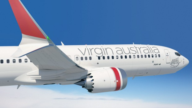 Virgin Australia has ordered 40 of the Boeing 737 MAX, including 10 recently converted orders to the larger 737 MAX 10.