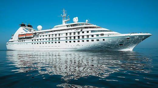Star Pride, a Windstar Cruises ship.