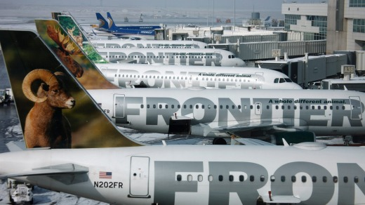 Frontier Airlines first introducted a tip option in 2016, but now flight attendants will keep their tips individually.