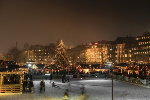 CHRISTMAS MARKETS: No better way to get into the seasonal spirit than at a Christmas market, a-twinkle with lights and ...