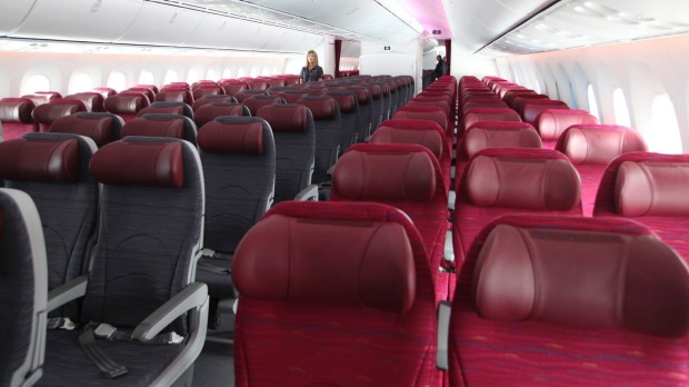 Airline Review Qatar Airways Economy Class Doha To Cardiff