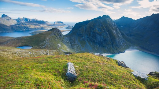 You cruise Norway for one simple reason: location, location, location.