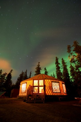 Yukon Territory, Canada: Europe doesn't have a monopoly on the Northern Lights action, and there are several spots in ...