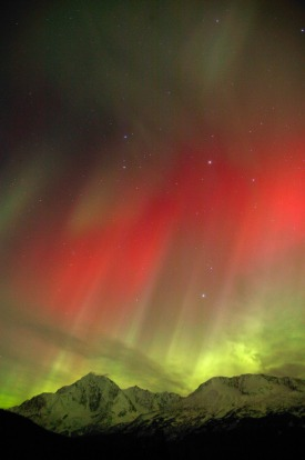 Alaska, USA: Alaska also gets good sightings of the Northern Lights – but not in the areas that most people go to. The ...