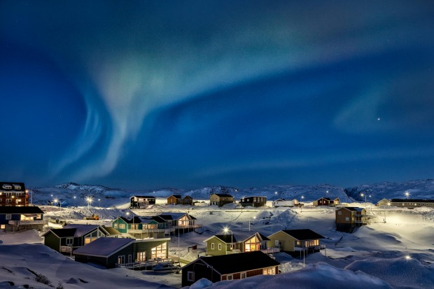 Greenland: Should you wish to get properly off the beaten track, and throw in a considerable taste of adventure, ...