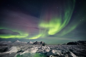 Svalbard, Norway: While good chunks of Norway are inside the Arctic Circle, the islands of Svalbard to the north are ...