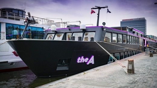 'The A' has been refurbished to appeal to a younger market.