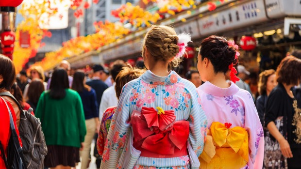 Japan is enjoying a tourism boom. But not all locals are happy about it.