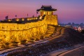 Seoul City Wall, Seoul:  Most of the Seoul City Wall,  made of stone and wood in the 1400s and stretching 18.6km around ...