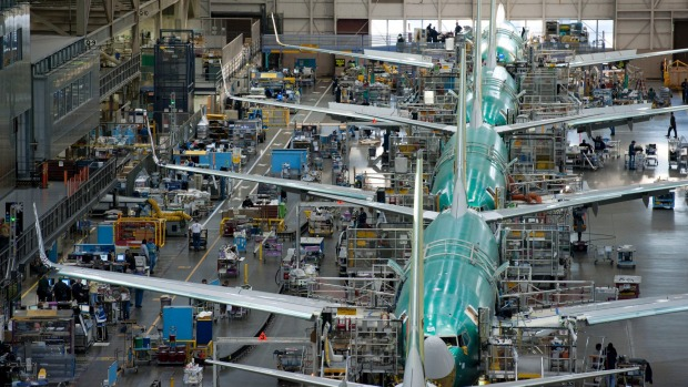 Boeing is struggling to keep up with demand for its single-aisle 737 aircraft.