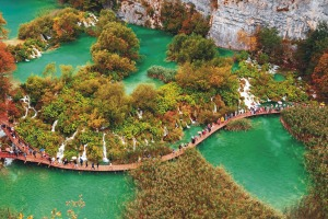 Plitvice Lakes, Croatia. APT sponsored content article. Not for re-use.