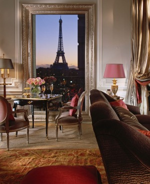 Hotel Plaza Athenee. Dripping in glamour and exquisite style, the hotel on prestigious Avenue Montaigne affords ...