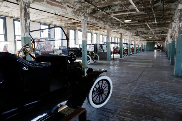 Ford Piquette Avenue Plant, Detroit: The first ever Ford factory has long since burned down, but the second – at ...