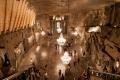 GR041R Chapel of Saint Kinga in the Wieliczka Salt Mine, Poland. DAVID WHITLEY traveller 10 industrial sites