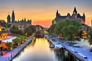 G3MBRY Ottawa Ontario Canada: Summer Sunset DAVID WHITLEY traveller 10 industrial sites