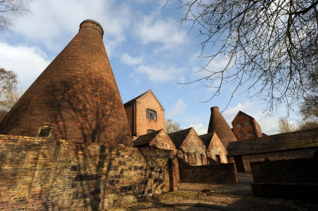 Now the gorge is home to ten separate museums, which include tar tunnels, a former ceramics factory and the houses ...