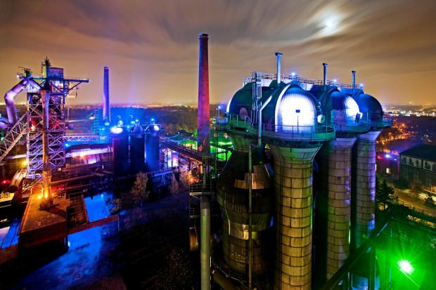 Most fun, however, is the Landschafts Park Duisburg Nord in Duisburg. Here, a former power plant has been turned into a ...