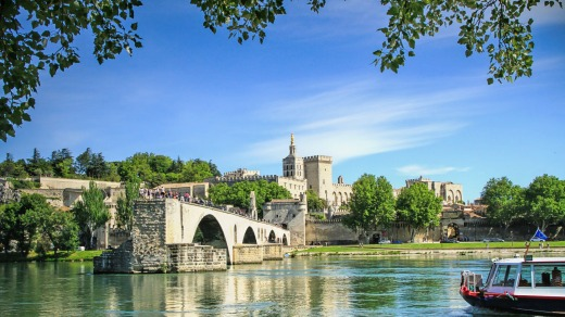 The Bridge of Avignon.