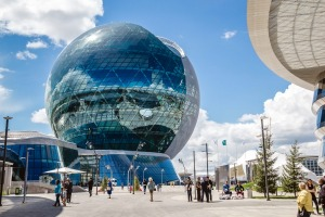 Which country recently changed the name of its capital city to Nur-Sultan?