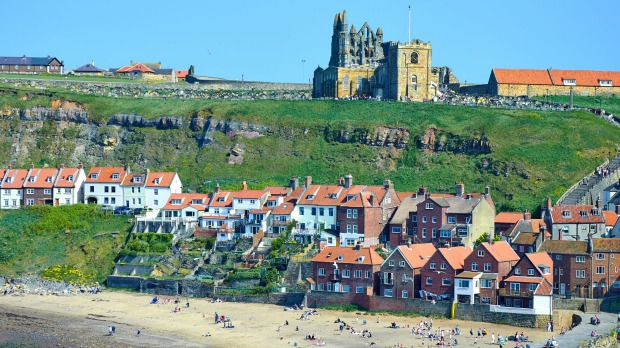 Whitby in North Yorkshire, England, is a terrific place for a wander, with atmospheric, winding streets and salty-aired ...