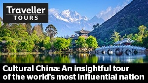 Traveller Tours China promo April 2019
