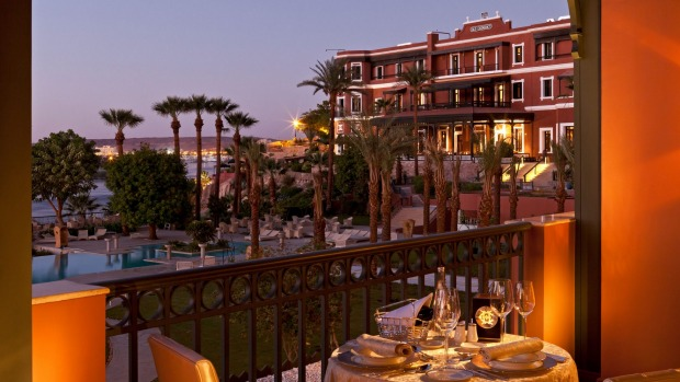 The Sofitel Legend Old Cataract Aswan Review Egypt