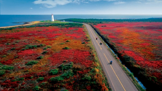 The Trans-Canada Highway is one of the world's longest roads, spanning 8030km from St John's, Newfoundland, to Victoria, ...