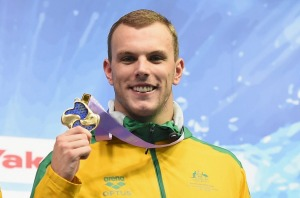 Kyle Chalmers will never forget Rio.