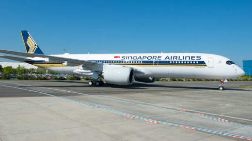 Singapore Airlines first A350-900ULR will take off on the world's longest flight route this week.