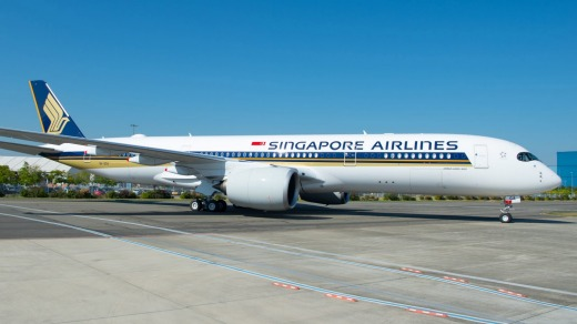 World\'s longest flight route: First Singapore to New York ...