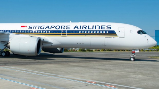 World\'s longest flight route: First Singapore to New York flight ...