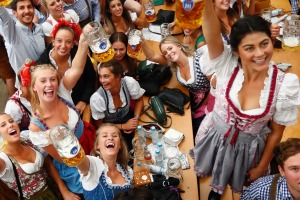 Next year's edition of Oktoberfest, beginning in September, will be the first in three years.