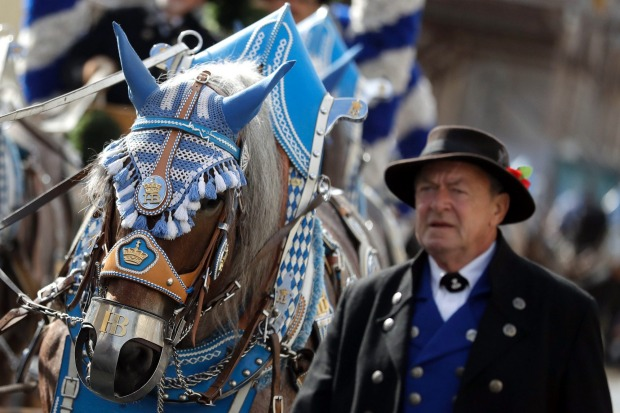 Oktoberfest has its origins in a horse race that took place in 1810 to celebrate the wedding of Bavarian Crown Prince ...