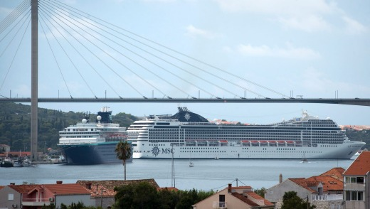 "In 2017, local authorities announced a ""Respect the City"" plan that limits the number of tourists from cruise ships to a ..."