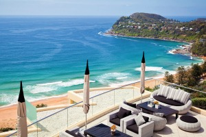 The perfect high-end weekend: Jonah's Restaurant & Boutique Hotel, Whale Beach NSW.