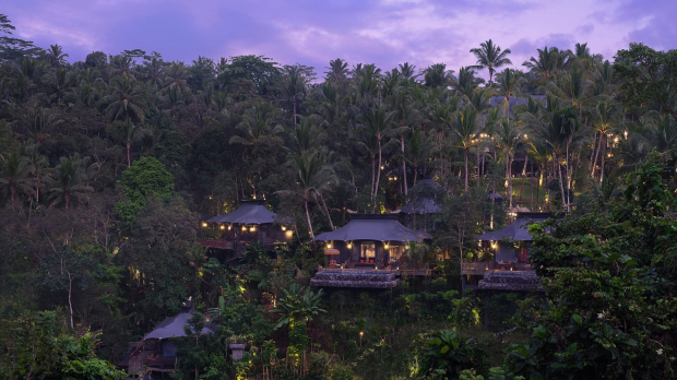 Capella Ubud hotel: Bali's Bill Bensley-designed jungle retreat is unlike any other