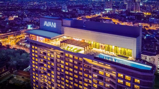 Avani Riverside Bangkok opened in 2016.