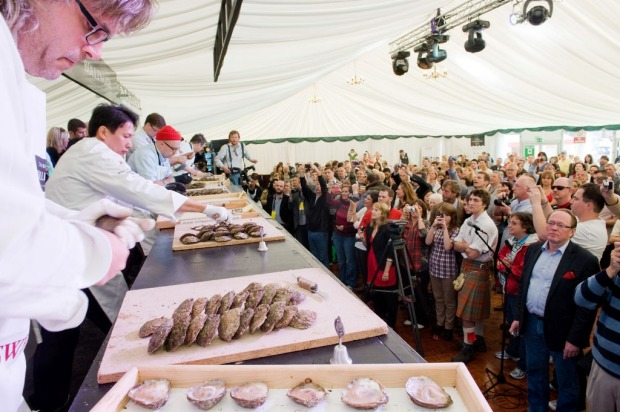 Each September Galway city celebrates all things seafood with the Galway International Oyster and Seafood Festival, the ...