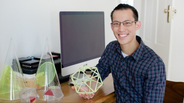 Eddie Woo, mathematician and educator.