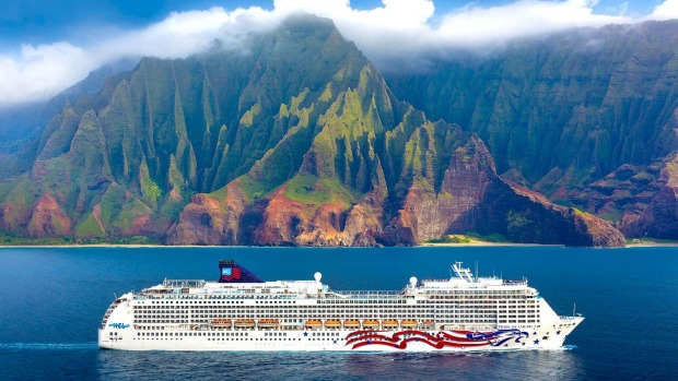 Cruises To Hawaii >> Pride Of America Cruises Around Hawaii S Most Hallowed And Remote
