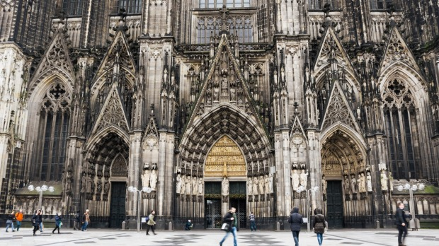 Cologne Cathedral is a Roman Catholic cathedral in Cologne, Germany.