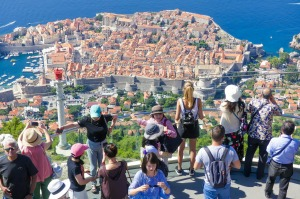 Dubrovnik in Croatia saw a 53 per cent increase in tourist arrivals, to 101,325, in the first three months of 2019 ...